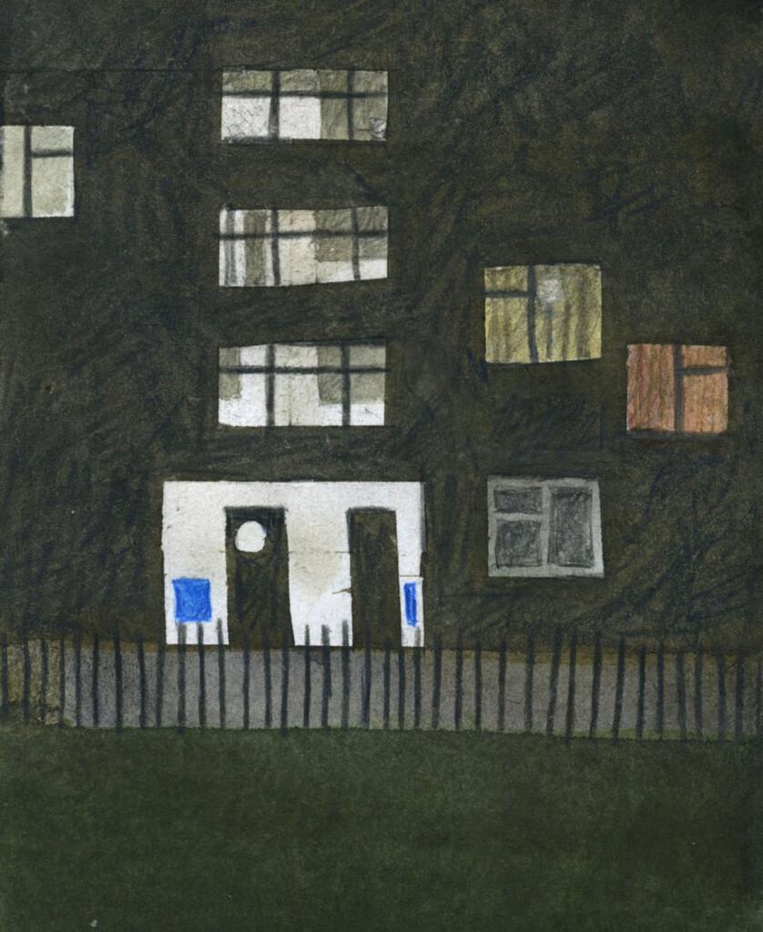 London Fields Estate